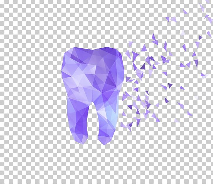 Tooth colorful. Human dentistry illustration png