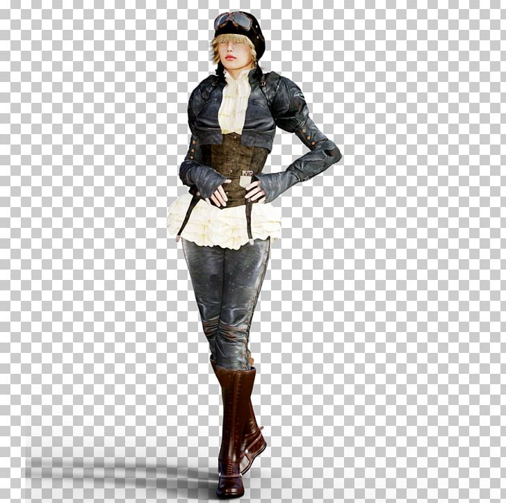 Steampunk Woman Girl PNG, Clipart, Breast, Costume, Fashion Model, Female, Fur Free PNG Download