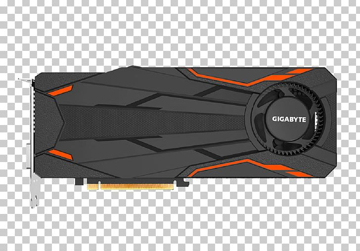 Graphics Cards & Video Adapters Gigabyte Technology PCI Express Graphics Processing Unit NVIDIA GeForce GTX 1080 PNG, Clipart, Angle, Automotive Tire, Computer System Cooling Parts, Electronics, Geforce Free PNG Download