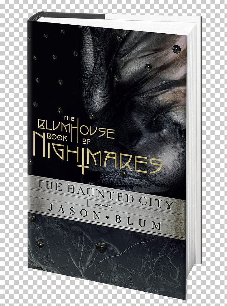The Blumhouse Book Of Nightmares: The Haunted City Audiobook Random