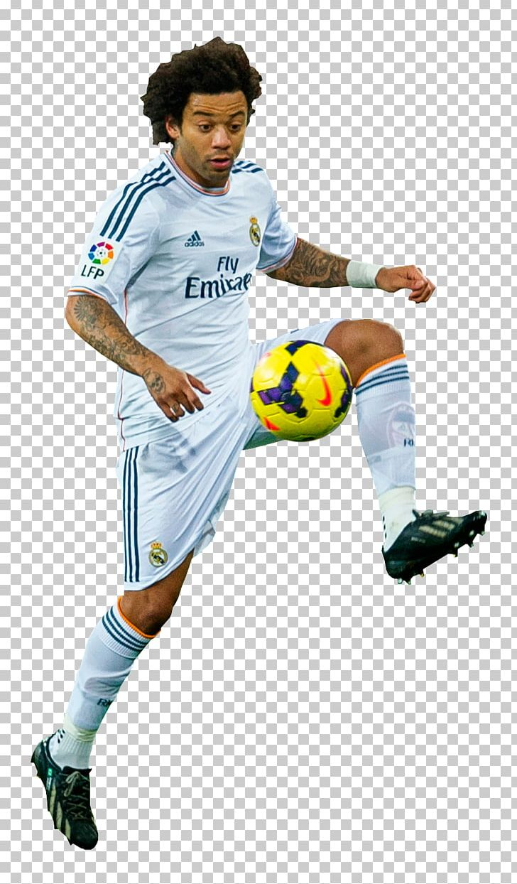 check out a0aa8 727b7 Marcelo Vieira Real Madrid C.F. Brazil National Football ...