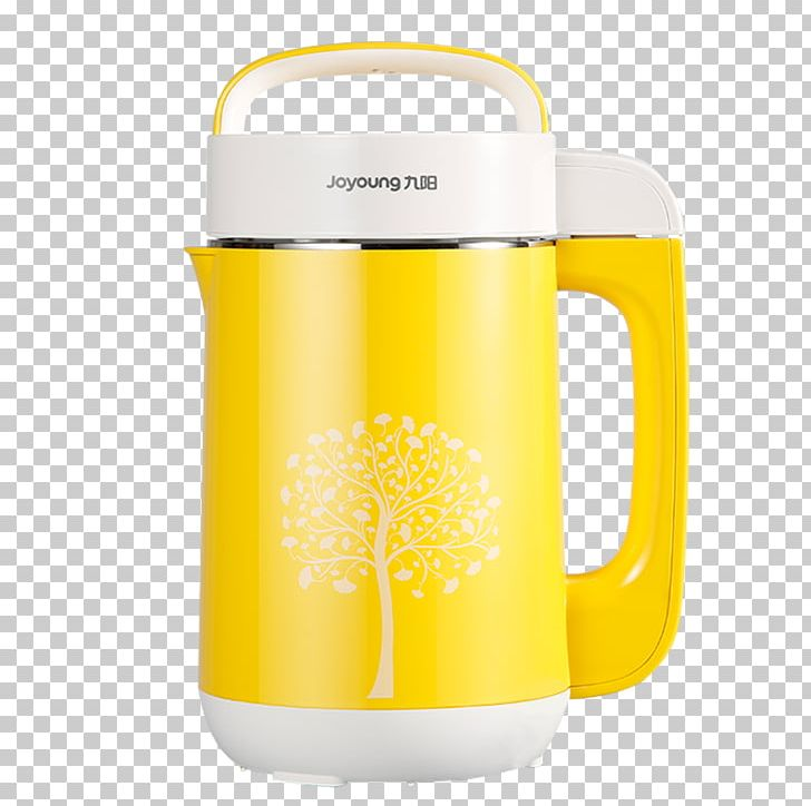 Soy Milk Makers Joyoung Home Appliance Service PNG, Clipart, Beer Glass, Blender, Cooking, Cup, Drinkware Free PNG Download