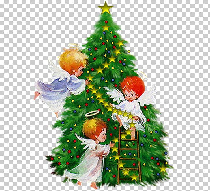 Christmas Tree Angel Png Clipart Angel Animaatio Animated Film