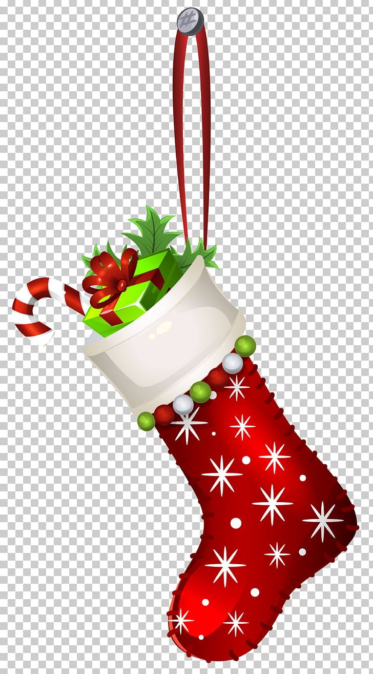 Candy Cane Christmas Decoration Christmas Stockings PNG