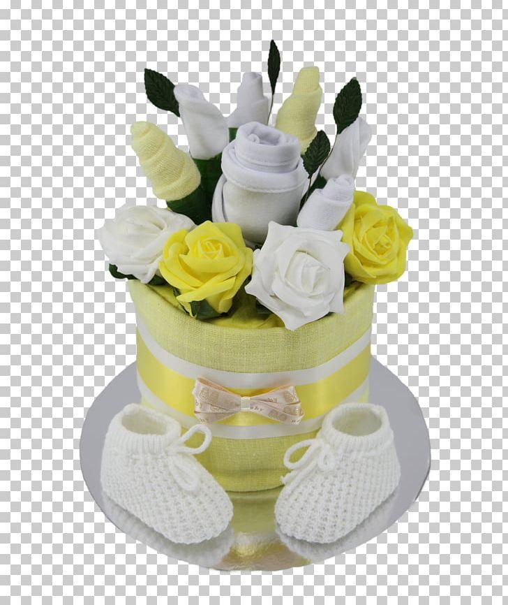 Diaper Cake Infant Flower Bouquet Gift PNG Clipart Arrangement Baby Shower Boy Buttercream Free Download