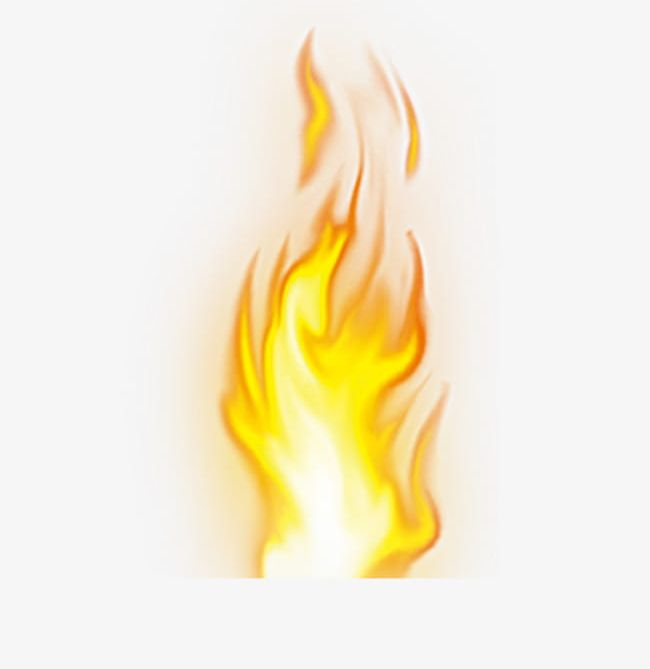 Flame burning. Fire png clipart buckle