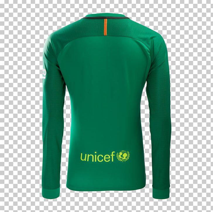 sale retailer e2513 e16d7 FC Barcelona Jersey Goalkeeper Nike Jacket PNG, Clipart ...