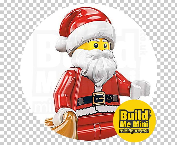 Santa Claus Lego Minifigures Toy PNG, Clipart, Christmas, Christmas Card, Christmas Ornament, Doll, Fictional Character Free PNG Download