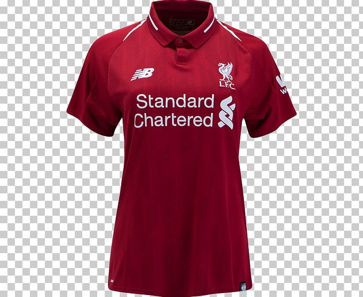 watch 87551 b57a2 Liverpool F.C. Premier League T-shirt Jersey Kit PNG ...
