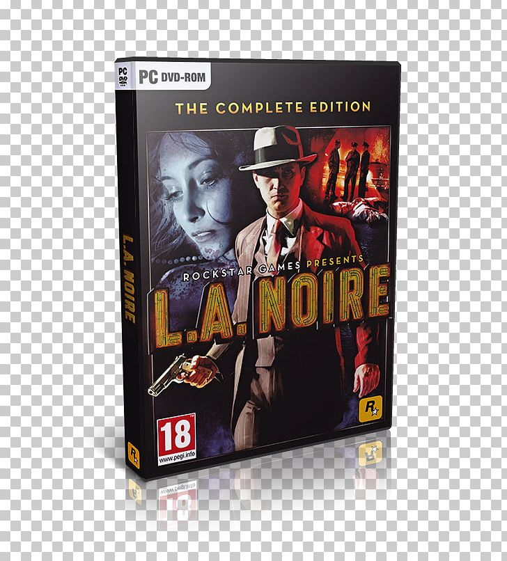 33ed5191a34 L.A. Noire Xbox 360 Grand Theft Auto IV: The Complete Edition Grand Theft  Auto V PlayStation ...
