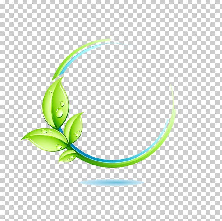 Logo Green Leaf PNG, Clipart, Border, Border Frame, Certificate Border, Circle, Circular Free PNG Download