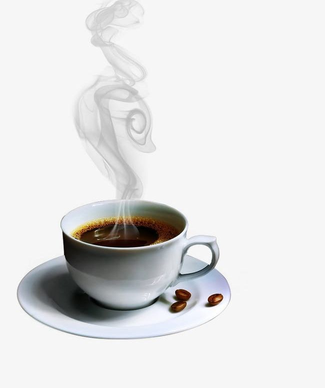 Smoke coffee. Png clipart lover