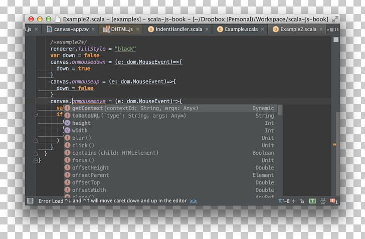 Computer Program Computer Mouse Scala JavaScript Compiler PNG