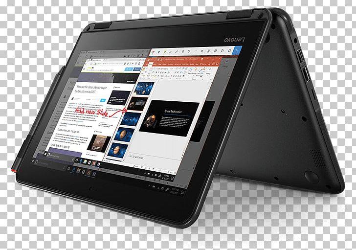 Laptop Intel Lenovo 300e Chromebook Celeron PNG, Clipart
