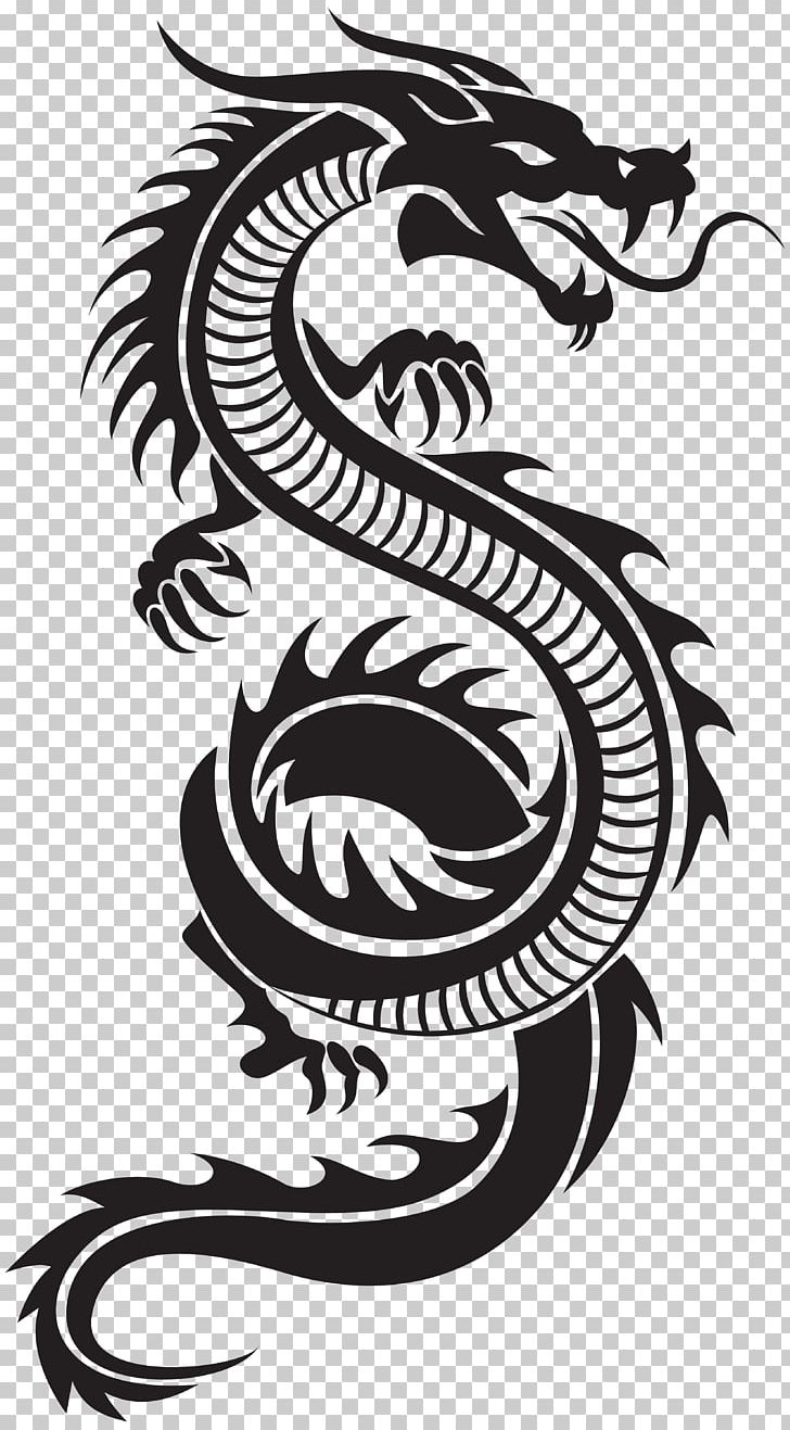 China Chinese Dragon Chinese Characters PNG, Clipart, Art, Black And White, Chi, China, Chinese Free PNG Download