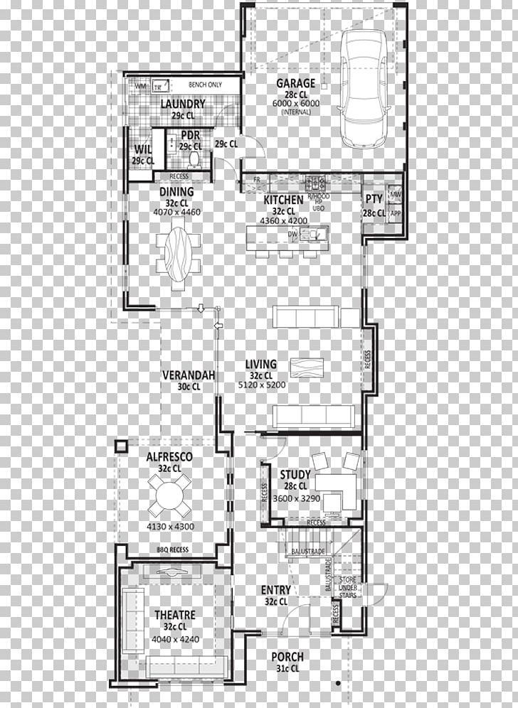 Floor Plan Technical Drawing PNG, Clipart, Angle, Area, Art, Artwork, Black And White Free PNG Download