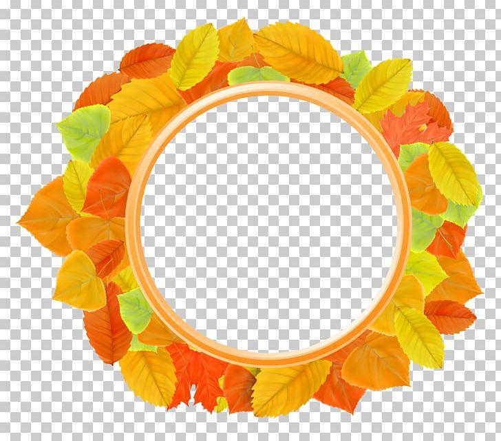 Leaf Frame PNG, Clipart, Autumn, Autumn Leaf Color, Autumn Leaves, Cdr, Circle Free PNG Download
