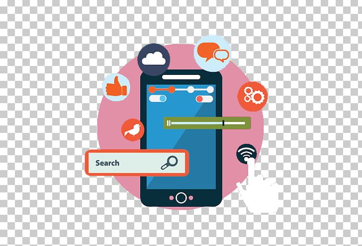 Digital Marketing Mobile Phones Company Video PNG, Clipart
