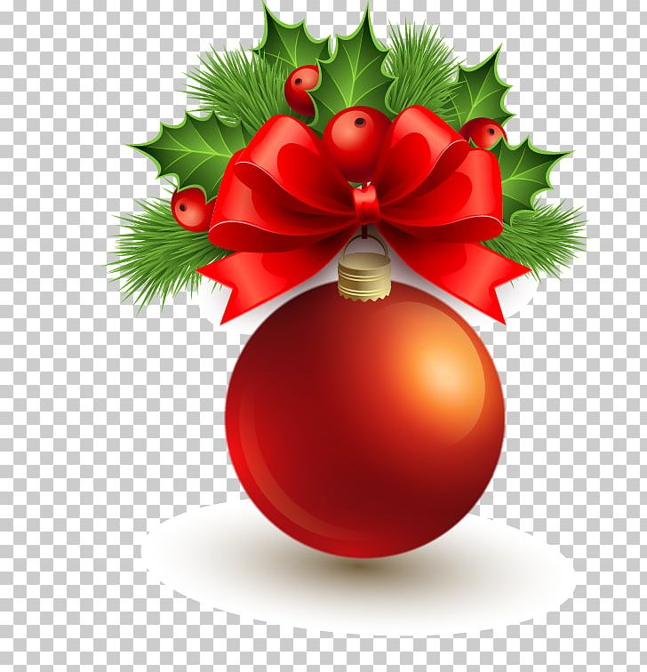 Christmas Ornament Christmas Tree Ball Red PNG, Clipart, Ball Vector, Bow, Bow Vector, Candle, Christmas Free PNG Download
