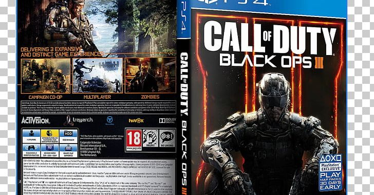 Call Of Duty: Black Ops III Call Of Duty: Zombies Call Of