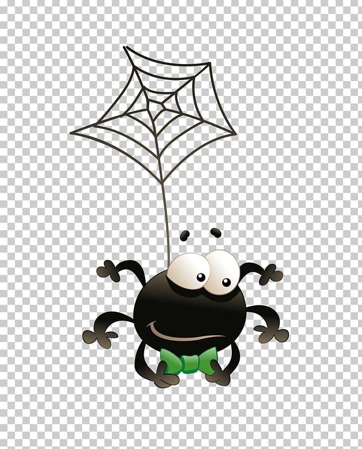 Картинка смешной паучок, праздником бориса