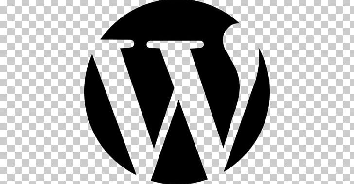 WordPress Search Engine Optimization Blogger PNG, Clipart, Black And White, Blog, Blogger, Brand, Content Management System Free PNG Download