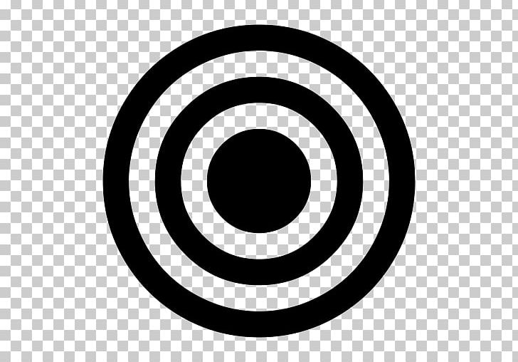 Bullseye Computer Icons Shooting Target Font Awesome PNG, Clipart, Area, Black And White, Brand, Bullseye, Character Free PNG Download