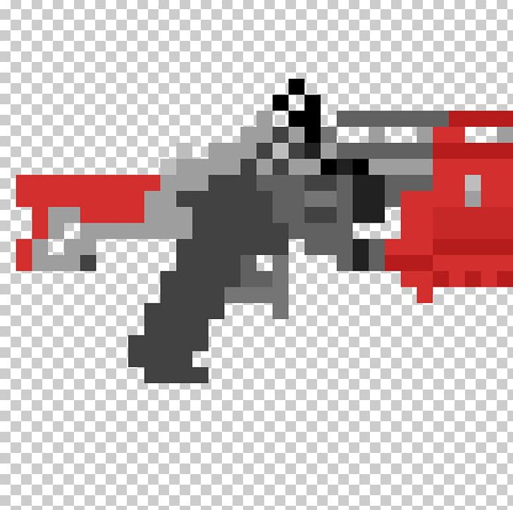 Fortnite Battle Royale Weapon Pixel Art Drawing Png Clipart