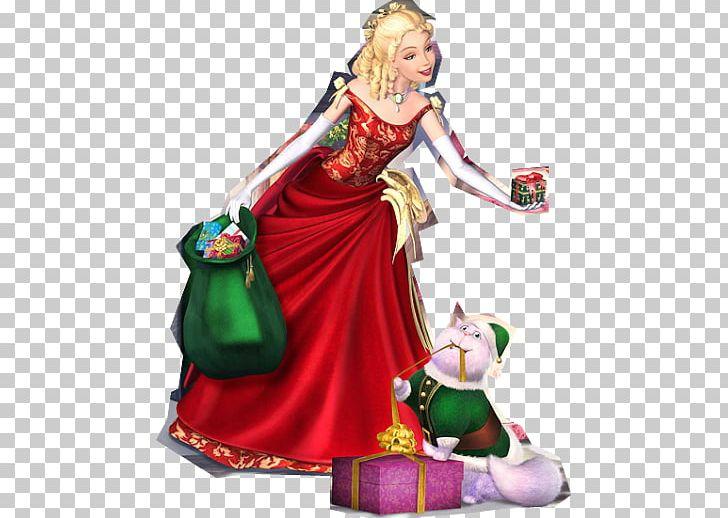 Barbie Christmas Ornament.A Christmas Carol Barbie Christmas Ornament Hindi Png Clipart