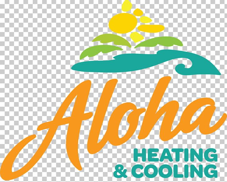 Aloha Heating & Cooling HVAC Logo Font PNG, Clipart, Aloha, Amp, Area, Artwork, Brand Free PNG Download