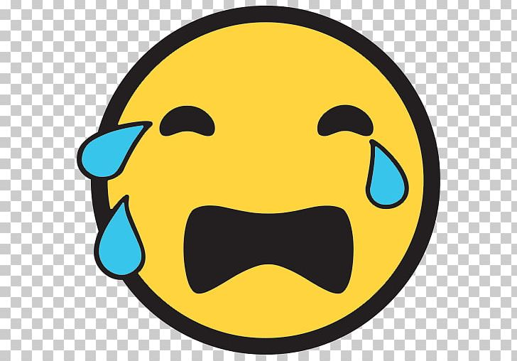 Emoticon Smiley Face With Tears Of Joy Emoji Crying PNG, Clipart, Computer Icons, Crying, Emoji, Emoticon, Emotion Free PNG Download