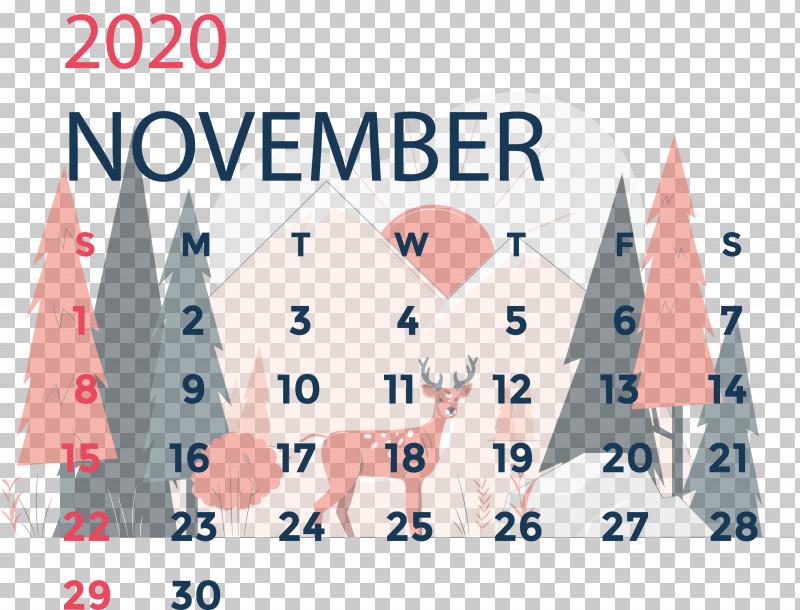 November 2020 Calendar November 2020 Printable Calendar PNG, Clipart, Area, Line, Meter, November 2020 Calendar, November 2020 Printable Calendar Free PNG Download