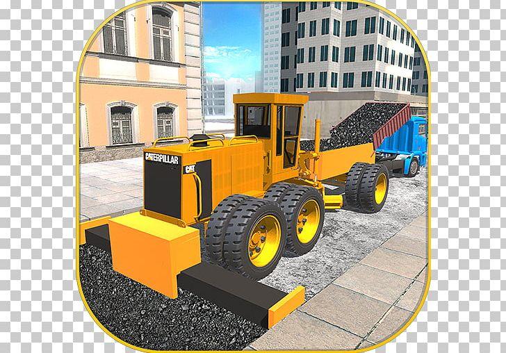 Bulldozer 3D Road Construction Simulator City Road Builder American