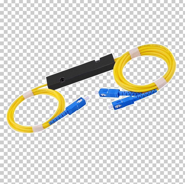 Electrical Cable Fiber Optic Splitter Optical Fiber Passive Optical Network PNG, Clipart, Cable, Computer Network, Electronics, Fbt, Fiber Free PNG Download