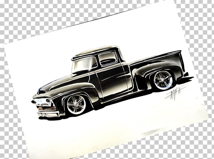 Car Pickup Truck Automotive Design Volkswagen Drawing Png Clipart