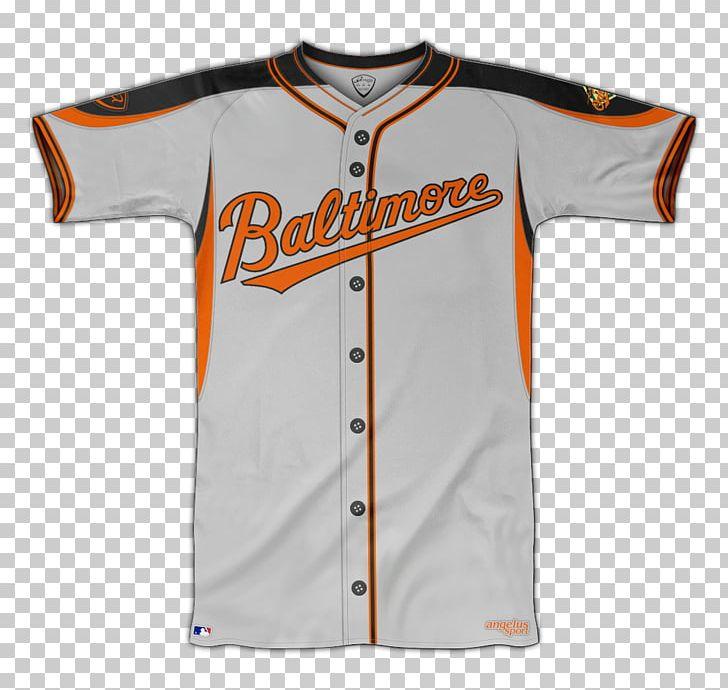 0243e0bd Sports Fan Jersey Baltimore Orioles MLB T-shirt Baseball PNG ...
