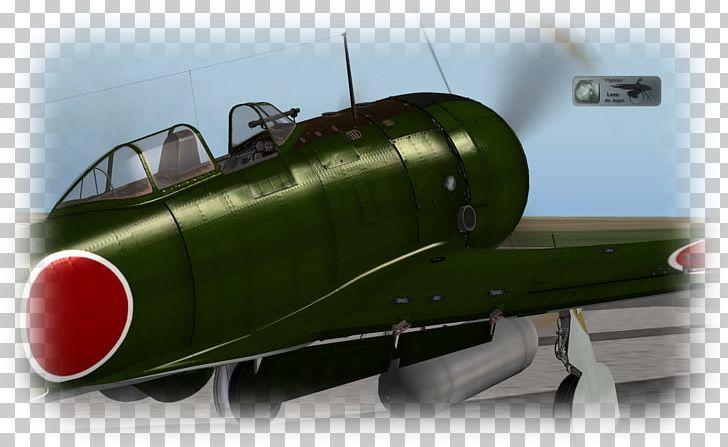 Airplane X-Plane Mitsubishi A6M Zero Aviation Nakajima Ki-84