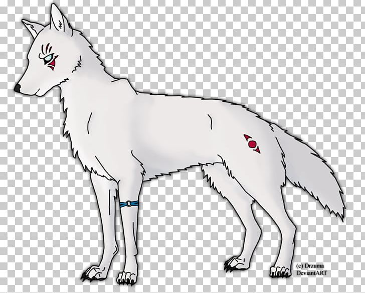 Dog Breed Red Fox Line Art Fauna PNG, Clipart, Artwork, Breed, Carnivoran, Character, Colorful Eyes Free PNG Download