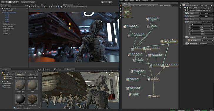 Computer Software Unity Octane Render Rendering Graphics