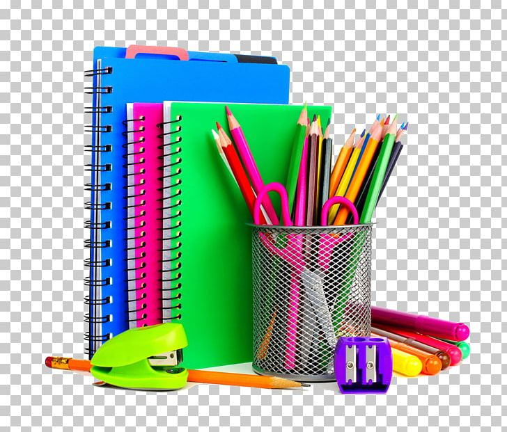 School Supplies Stationery Notebook Resource Room PNG ...