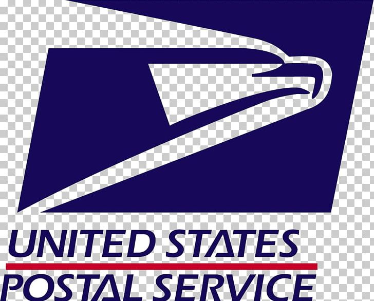 United States Postal Service Mail Post Office Ltd Logo PNG, Clipart, Angle, Area, Blue, Brand, Cargo Free PNG Download