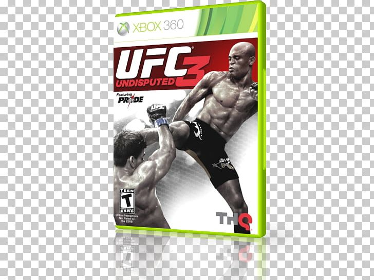 UFC Undisputed 3 UFC 2009 Undisputed Xbox 360 EA Sports UFC