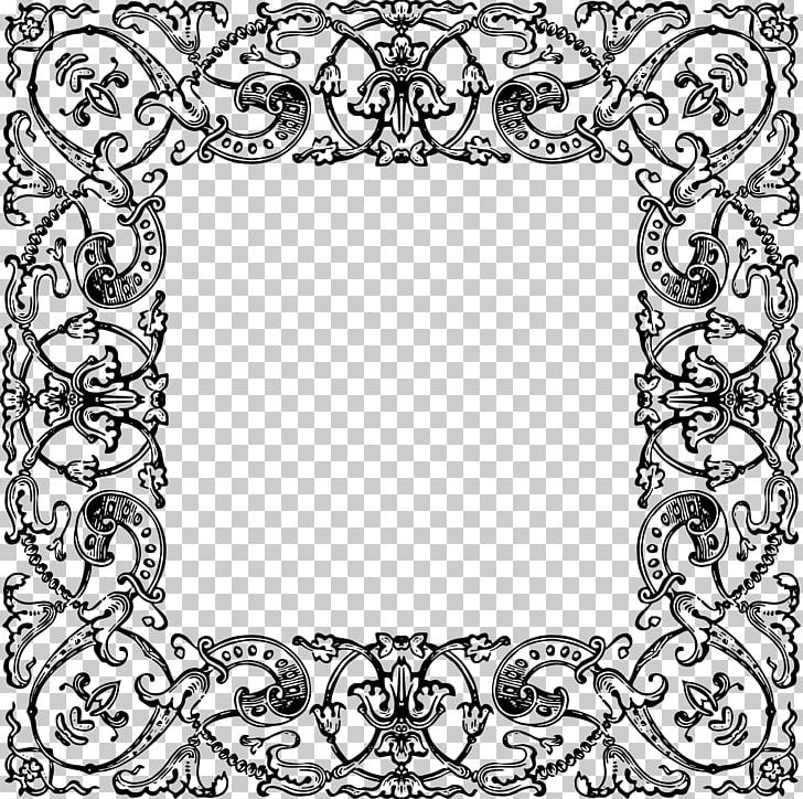 Frames Ornament Decorative Arts PNG, Clipart, Area, Art, Black And White, Border, Calligraphy Free PNG Download