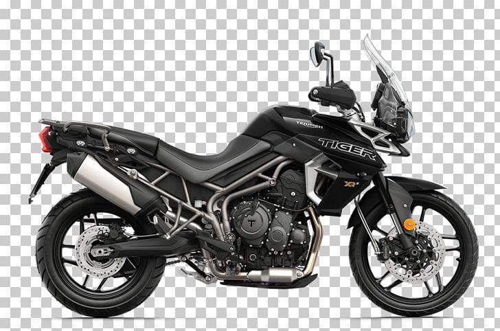 dulles motorcycles triumph tiger