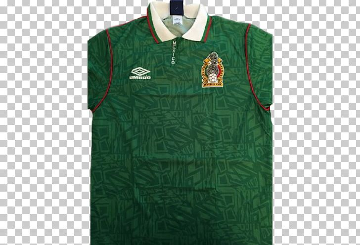 huge discount 26c7b e775a T-shirt Sleeve Mexico National Football Team Polo Shirt PNG ...