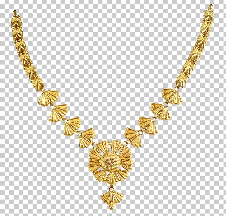 Necklace Jewellery Chain Gold Jewelry Design PNG, Clipart, Bangle, Bijou, Body Jewelry, Carat, Chain Free PNG Download