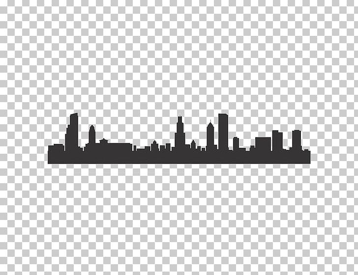 Free Chicago Skyline Silhouette Vector Free, Download Free Clip Art, Free Clip  Art on Clipart Library
