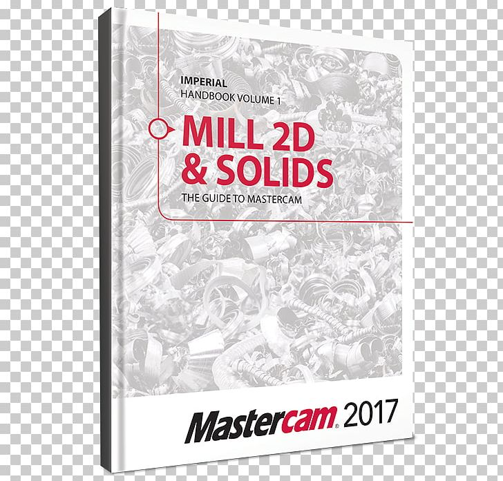 Mastercam Computer-aided Design Volume Book Tutorial PNG