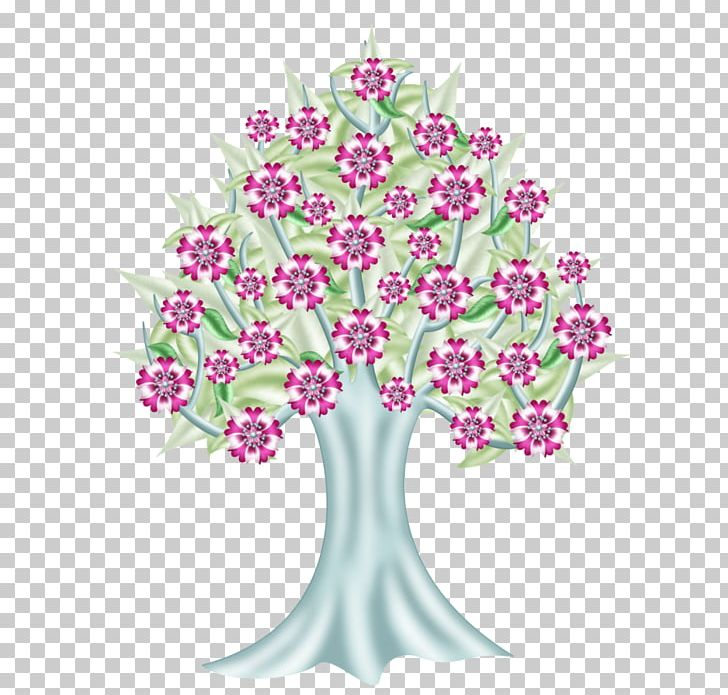 Floral Design Pink Tree Cut Flowers Drawing PNG, Clipart, Animaatio, Branch, Cartoon, Color, Cut Flowers Free PNG Download