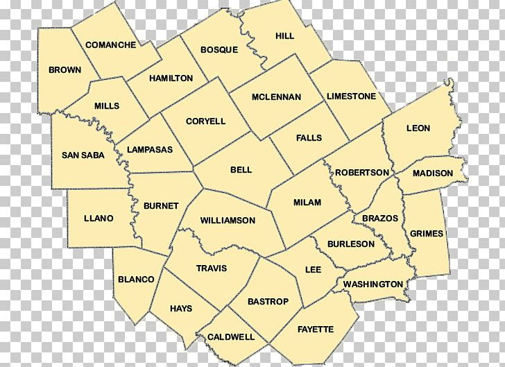 Central Texas Waco County KWTX-TV PNG, Clipart, Angle, Area